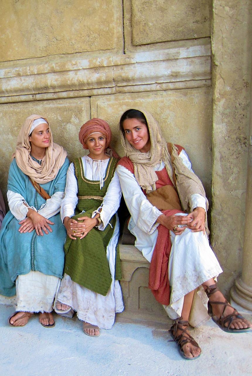 イスラエル女性